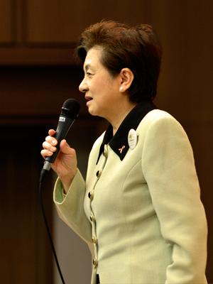 滋賀県知事 嘉田由紀子