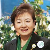 嘉田 由紀子